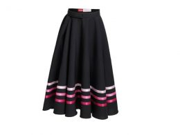 RAD APPROVED PINK RIBBONS CHARACTER SKIRT