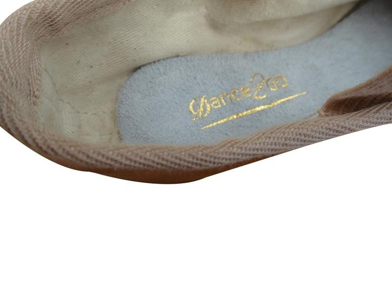 FULL SOLE LEATHER BALLET SLIPPERS