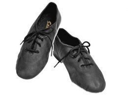 SANSHA YOUTH SWING-SPLIT JAZZ SHOES