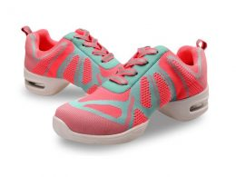 FULL SOLE LOW TOP DANCE SNEAKERS