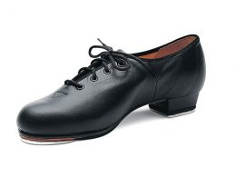 BLOCH BLACK MEN'S JAZZ TAP SHOES