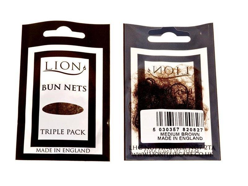 BUN NETS TRIPLE PACK